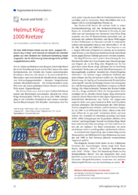 Dokument Helmut King: 1000 Kretzer