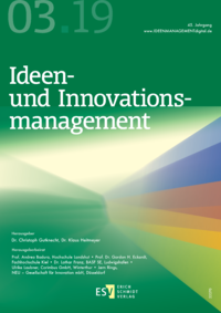 Dokument Ideenmanagement Ausgabe 03 2019