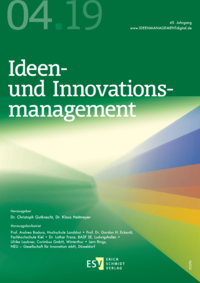 Dokument Ideenmanagement Ausgabe 04 2019