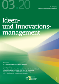 Dokument Ideen- und Innovationsmanagement Ausgabe 03 2020