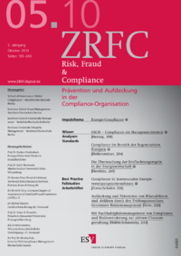 Dokument Risk, Fraud & Compliance Ausgabe 05 2010