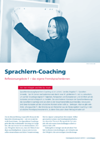 Dokument Sprachlern-Coaching