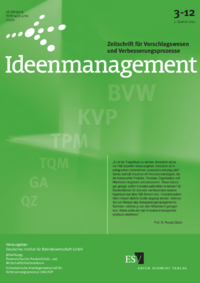 Dokument Ideenmanagement Ausgabe 03 2012