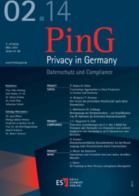 Dokument PinG Privacy in Germany Ausgabe 02 2014