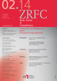 Dokument Risk, Fraud & Compliance Ausgabe 02 2014