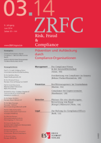 Dokument Risk, Fraud & Compliance Ausgabe 03 2014