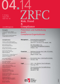 Dokument Risk, Fraud & Compliance Ausgabe 04 2014