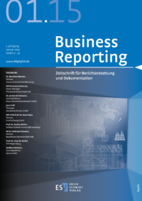 Dokument Business Reporting Ausgabe 01 2015