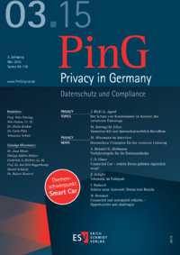 Dokument PinG Privacy in Germany Ausgabe 03 2015