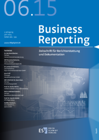 Dokument Business Reporting Ausgabe 06 2015