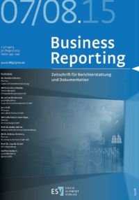 Dokument Business Reporting Ausgabe 07+08 2015