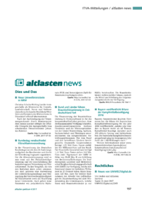 Dokument altlasten news