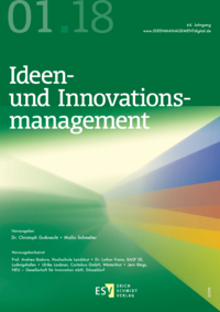 Dokument Ideenmanagement Ausgabe 01 2018