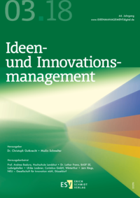 Dokument Ideenmanagement Ausgabe 03 2018
