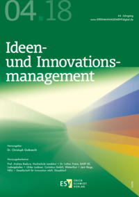 Dokument Ideenmanagement Ausgabe 04 2018