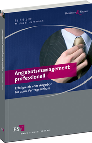 Angebotsmanagement professionell