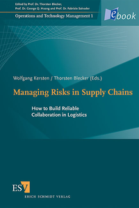 eBook Managing Risks in Supply Chains