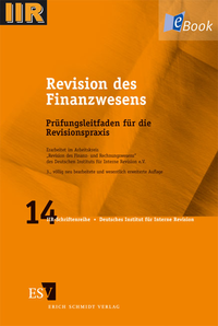 eBook Revision des Finanzwesens