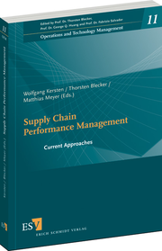 Supply Chain Performance Management – Current Approaches