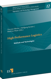 High-Performance Logistics – Methods and Technologies