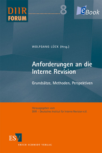 eBook Anforderungen an die Interne Revision