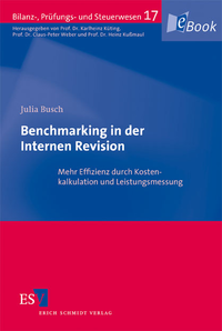 eBook Benchmarking in der Internen Revision