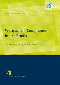 eBook Wertpapier-Compliance in der Praxis