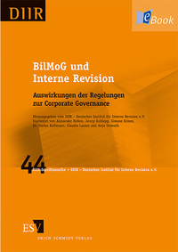eBook BilMoG und Interne Revision