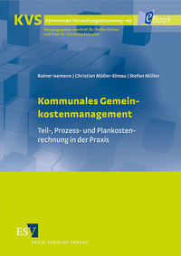 eBook Kommunales Gemeinkostenmanagement