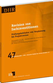 Revision von Sachinvestitionen