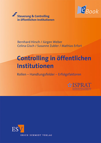 eBook Controlling in öffentlichen Institutionen