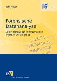 eBook Forensische Datenanalyse