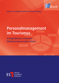 eBook Personalmanagement im Tourismus