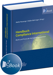 Handbuch Compliance international