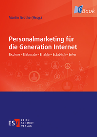 eBook Personalmarketing für die Generation Internet