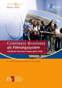 eBook CORPORATE HAPPINESS als Führungssystem