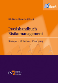 eBook Praxishandbuch Risikomanagement