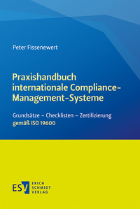eBook Praxishandbuch internationale Compliance-Management-Systeme