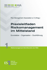 eBook Praxisleitfaden Risikomanagement im Mittelstand