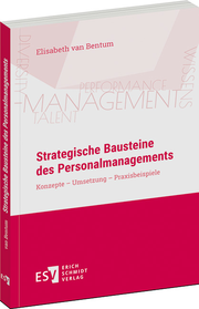 Strategische Bausteine des Personalmanagements