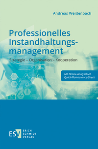 eBook Professionelles Instandhaltungsmanagement