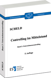 Controlling im Mittelstand, Band 2