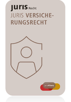 juris PartnerModul Versicherungsrecht