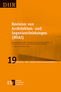eBook Revision von Architekten- und Ingenieurleistungen (HOAI)