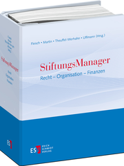 StiftungsManager - Abonnement