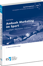 Ambush Marketing im Sport – Grundlagen – Best Practice – Evaluation