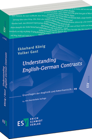 Understanding English-German Contrasts