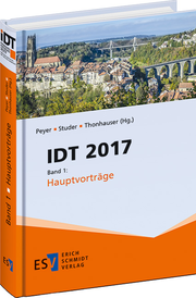 IDT 2017, Band 1