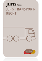 juris PartnerModul Transportrecht