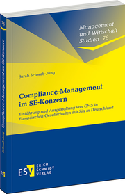 Compliance-Management im SE-Konzern